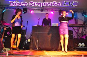Disco Orquesta DC